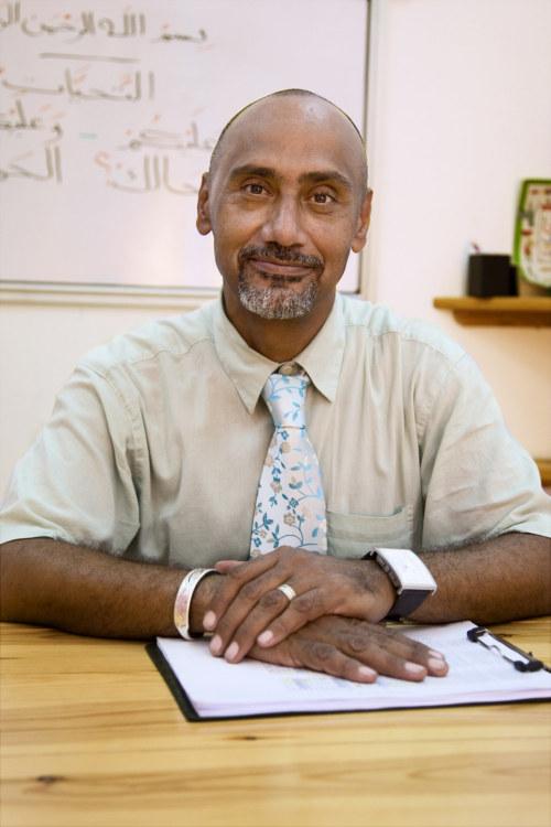 Ibrahim Zeid - Director