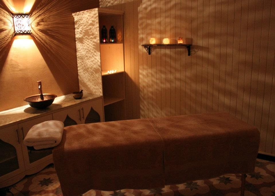 Massages Rooms