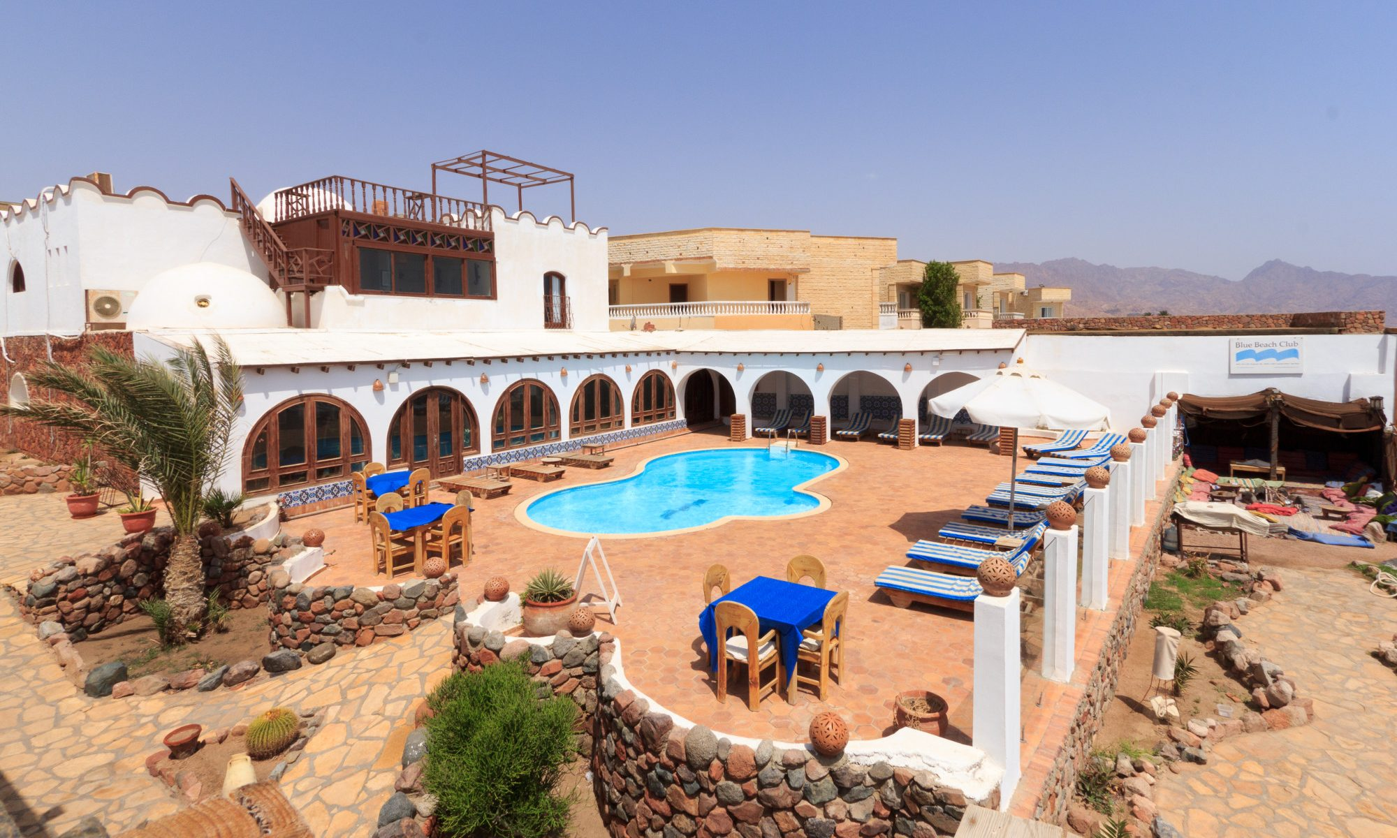 Blue Beach Club - Dahab
