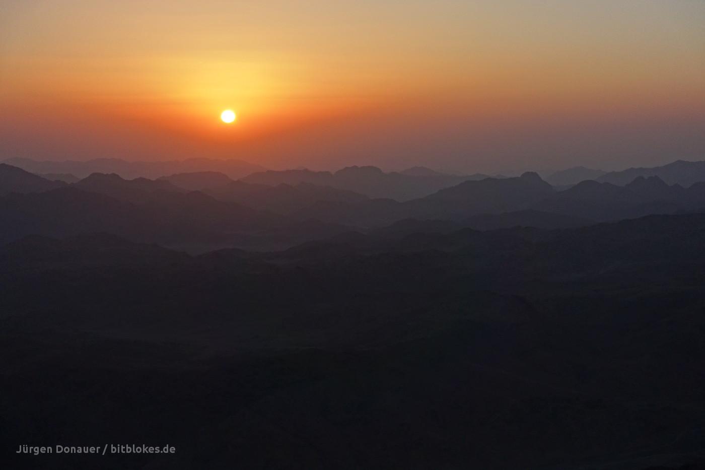 Sunrise Mount Sinai (foto by: Juergen Donauer / bitblokes.de)